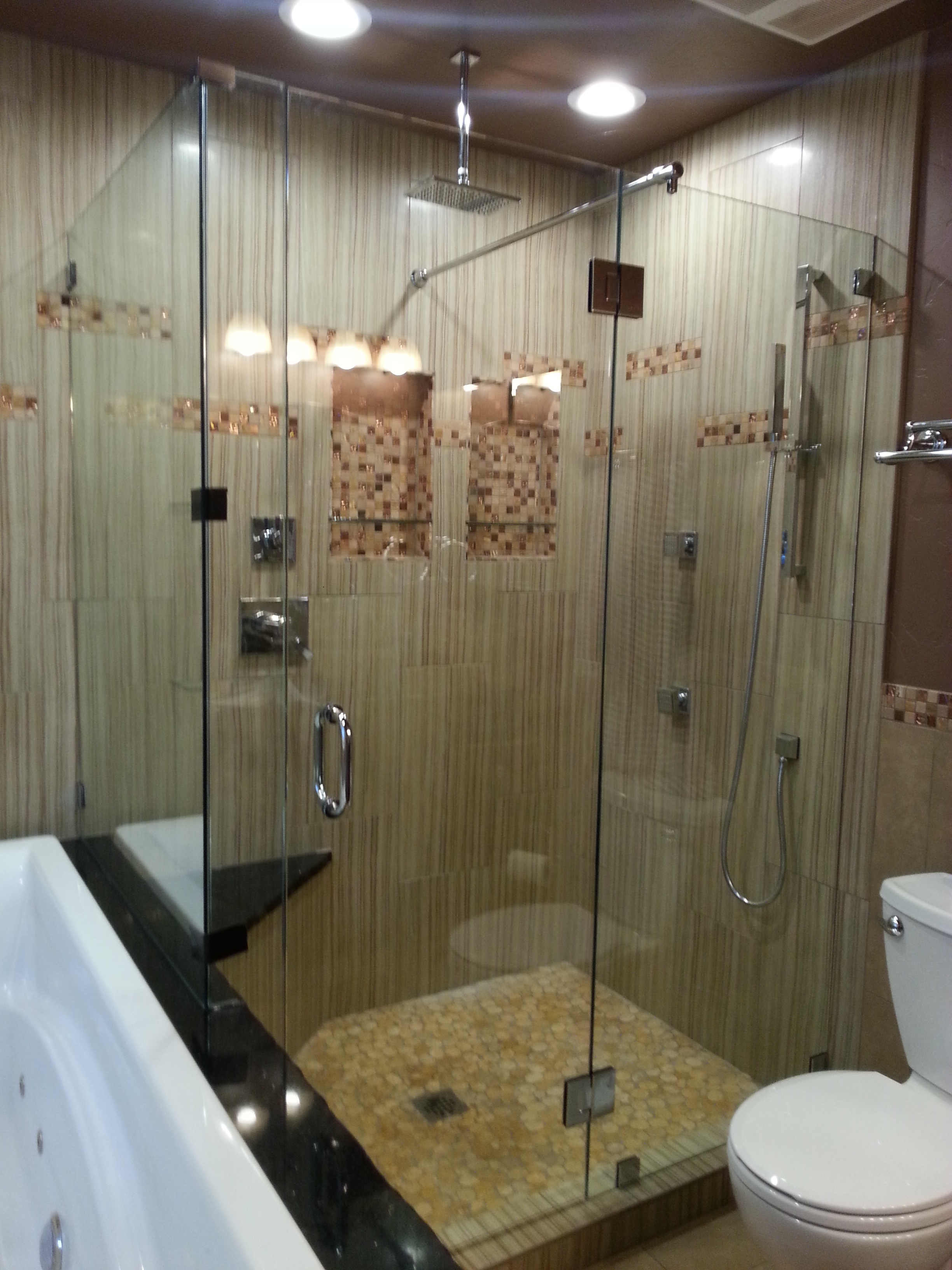 Shower Doors Redwood Glass