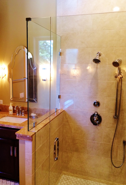 Shower Doors | Redwood Glass