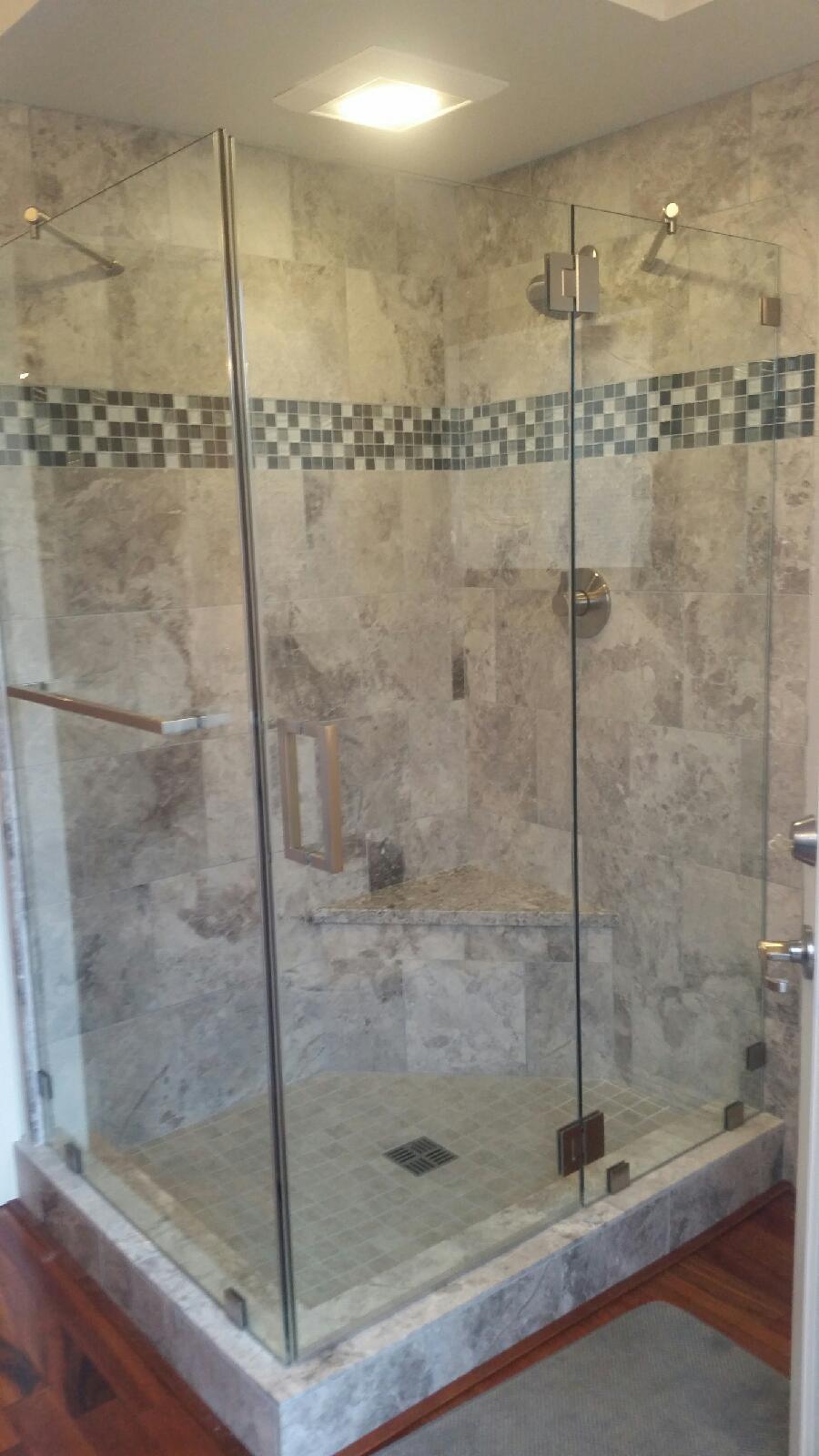 Shower Doors Redwood Glass