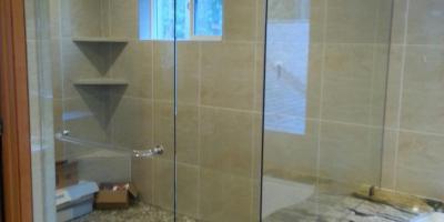 3/8 steamer shower