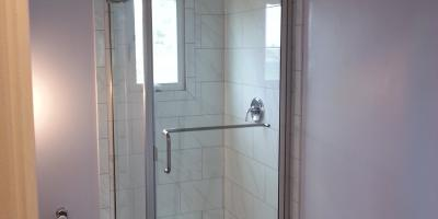 Steamer unit 1/4 clear glass