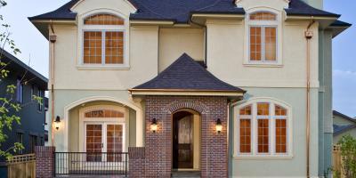 Milgard windows with grids
