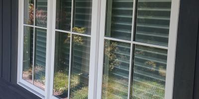 Mulled Casement wood window